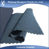 Melange Polyester Ripstop 4 Way Stretch Fabric for Jacket Sportswear