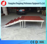 2017 Best Price! ! Music Festival Aluminum Concert Stage Roof Truss Stage System, DJ Stage Used Aluminum Stage on