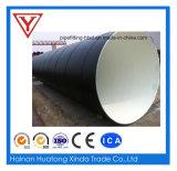 External 3lpe 3PE Internal Epoxy Coating Anticorrosion Steel Pipe