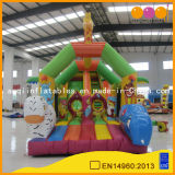 Inflatable Slide Toy Combined with Bouncer and Obstacle (AQ01107)