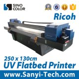 High Quality Digital Large Format Printer UV Flatbed Printer Fb-2513r