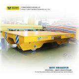80 Ton Foundry Motorized Transfer Bogie Rail Mounted Carrier