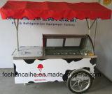 China Manufacturer Ice Cream Machine/Ice Cream Cart