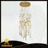High Quality Glass Pendant Hanging Project Lights (KAP17-023)