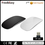 New Design Wireless 2.4GHz Optical Touch Wheel Mouse for Laptop
