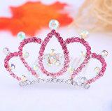 Bride Hairband Creative Children Crown Diamond Rhinestones Hair Accessories