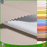 T/C Fabric Textile Woven Polyester Fabric Waterproof Flame Retardant Coated Blackout Curtain Fabric