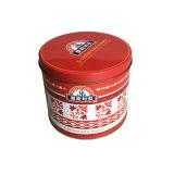Round Shape Metal Tea Tin Packaging Wholesale Tin Can