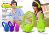 Promotional Pretty and Colorful Wireless Bluetooth Sport Headphone