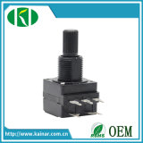 16mm 5 Pin Rotary Potentiometer with Switch Wh16s-2