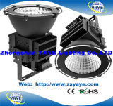 Yaye 18 Hot Sell IP65 / Ce/RoHS 100W/150W/200W/300W 400W/500W/600W/800W/1000W/1500W LED High Bay Light / LED Industrial Light with CREE & Meanwell