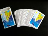 36cards Paper Playing Cards for Russia Poker Playing Cards
