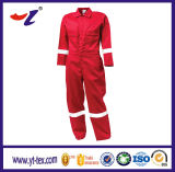 Oil Worker Uniform Flame Resistant Overall