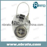 Plastic Retractable Cable Lock