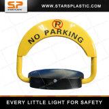 D Type Car Solar Remote Car Parking Lot Barrier