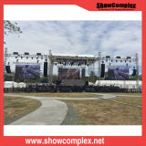 P6 Outdoor Full Color LED Wall