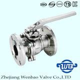ANSI Stainless Steel Flange Ball Valve Floating Q41f - 150 Lb