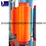 DTY Ployester Filament Yarn 200d/72f Dope Dyed