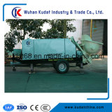 Electric Trailer Concrete Pump Hbt30