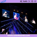 LED Display Screen Panel Publicity P4 Indoor Full Color