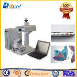 20W CNC Mopa Color Fiber Laser Marking Machine Stainless Steel