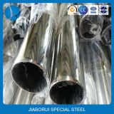 304 304L Half-Finished Round Telescopic Stainless Steel Tube