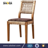 Vintage Industral Rustic Furniture Rattant Dining Chair