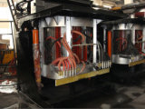 Easy Operated Hydraulic Titling Induction Furnace with Good Price