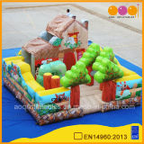 Inflatable Happy Farm Jumping Castle (AQ0139-1)