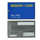 1MB ATA Flash PC Card with Battery 1m Byte Sram ATA Memory Card