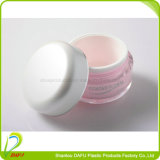 Wholesale Round Shape Plastic Cosmetic Jar