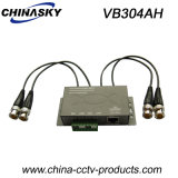 4 Channel UTP Cat5/6 HD-Ahd/Cvi/Tvi Passive CCTV Video Balun (VB304AH)