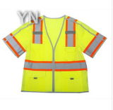 High Visibility Safety T-Shirt for Working