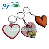 Custom 2D Soft PVC Keychain, Cheap Bulk 3D Rubber Key Rings, Promotion Plastic Keychain