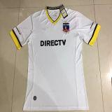 2016 Colo Colo White Soccer Jersey