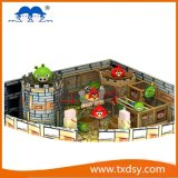 High Quality Big Ocean Pirate Series Naughty Castle -Indoor Playgournds