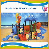 Newest Design Best Price Kids Amusement Equipment Small Outdoor Playground (A-15173)