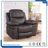 Chinese Made Leather Sofa Set / Home European Fine Furniture /Design Leather Living Room Set