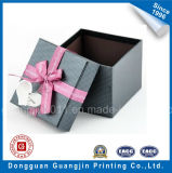 High Quality Embossed Paper Rigid Gift Packaging