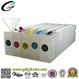 1200ml Refillable Cartridge for Epson T7000 T5000 T3000 Printer with Arc Chip