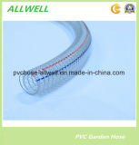 Plastic PVC Clear Transparent Steel Wire Spiral Water Hose Pipe