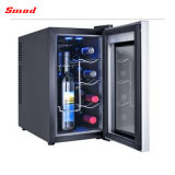 8 Bottles Red Wine Display Cabinet with Compressor