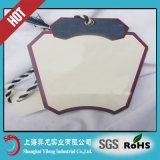 Cheap Price Creamy White Hangtag Sticker for Bags