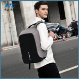 Anti Theft Backpack USB Charge 15 Inch Laptop Backpack