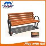 Composite Wood Slats for Cast Iron Park Bench