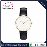 2015 Fashion Wrist Watch with Leather Strap (DC-1424)