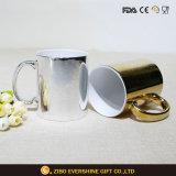 Round Handle Two Tone Excellent Sublimation Tea Mug