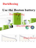 New Arrival Portable RoHS 26500mAh Dual USB Ports Mobile Charger Power Bank