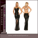 Sexy Cocktail Sequins Women Long Gown Evening Party Dresses (TBLS714)