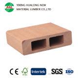 Durable Wood Plastic Composite WPC Decking for Landscape (HLM28)